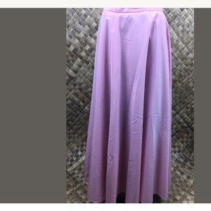 Ralph Lauren Medium Long Pink Formal Dressy Maxi